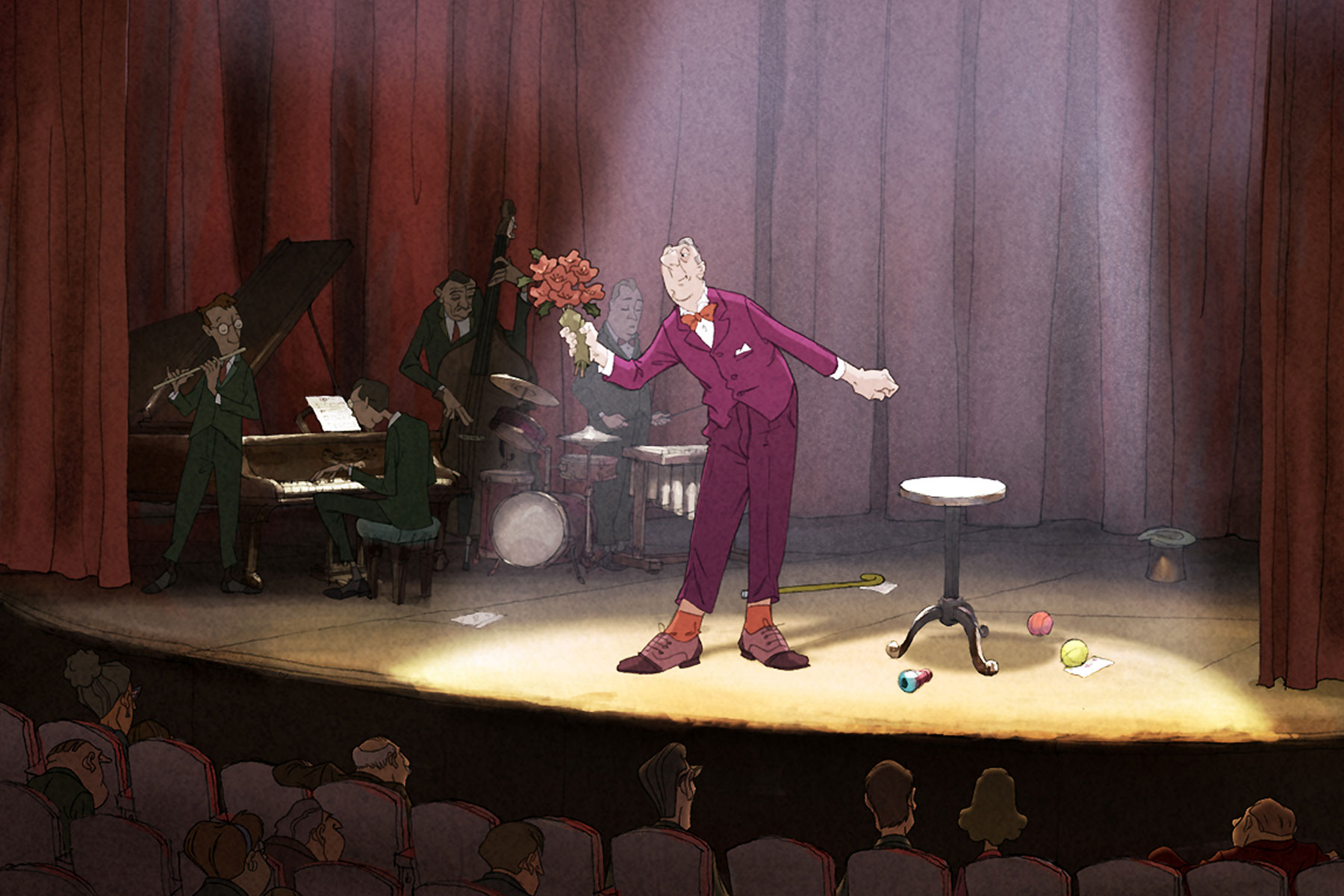 SYLVAIN CHOMET - The Illusionist