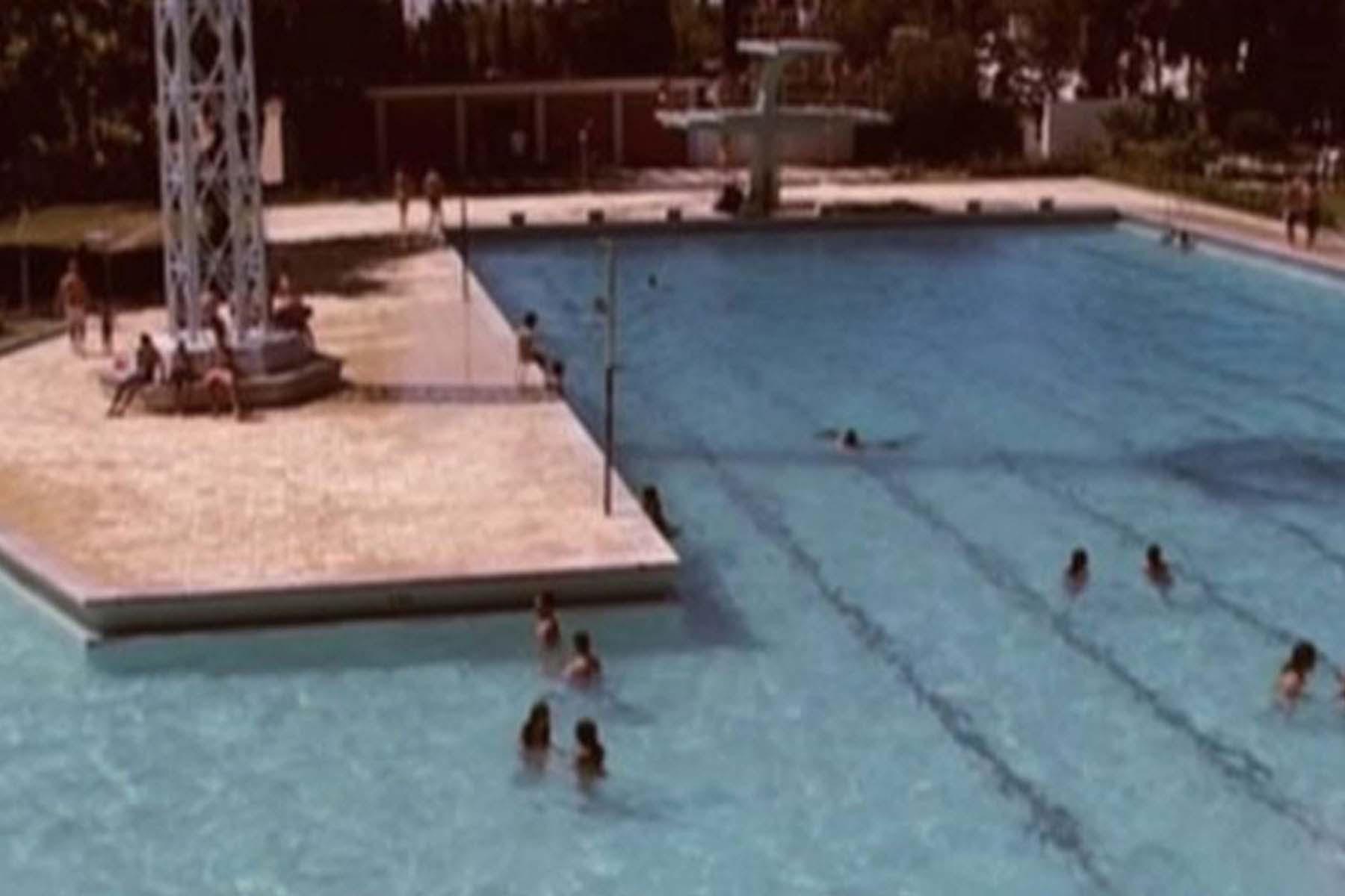 HELENA INVERNO e VERÓNICA CASTRO - Pool