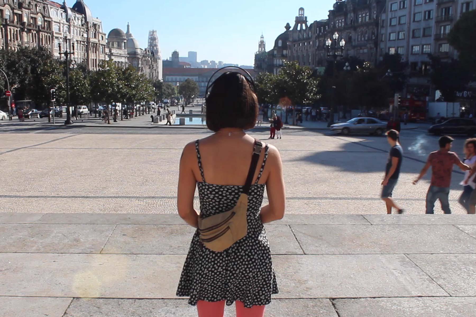 CÁTIA PINHEIRO / ESTRUTURA - The Walk #2
