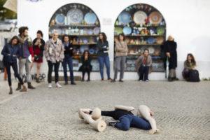 Valentina Parravicini / Estudo para corpos dispersos - © Vasco Célio / STILLS