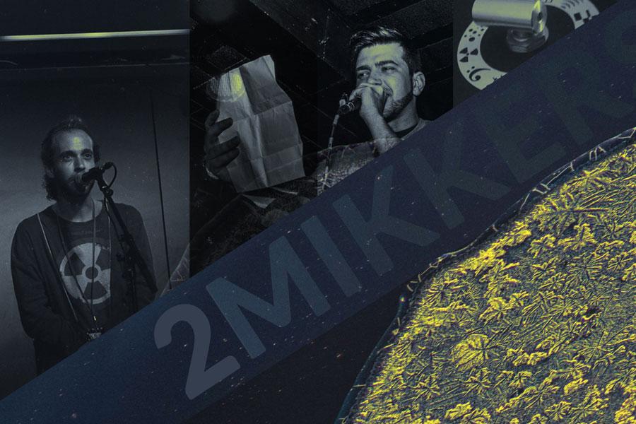 2MIKKERS - Imaginário and Lágrima