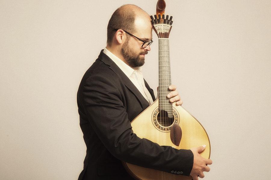 RICARDO J. MARTINS - Variações à Guitarra Portuguesa