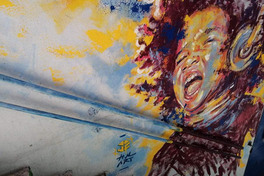 FLÁVIO ALMADA aka LBC SOLDJAH - Hip-Hop: Rap and Creative Writing