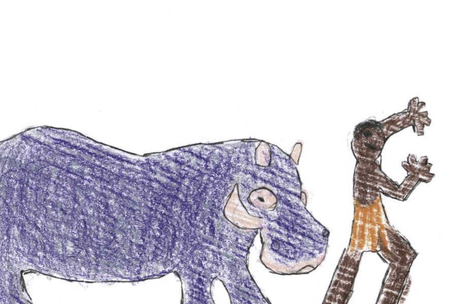 SÉRGIO PELÁGIO - Magnetic Stories / Nungu and the Hippopottamus